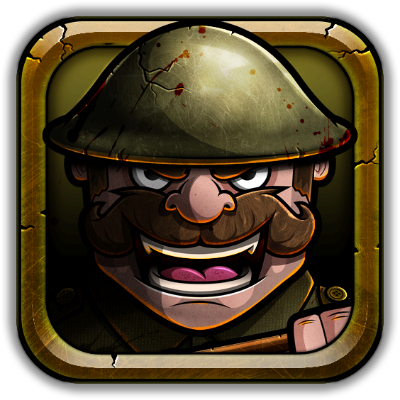 Trenches 2 iPad Icon